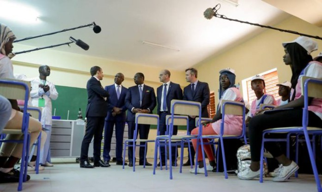 Rentrée scolaire 2020-2021 : Voici ce que Macky demande au ministre de léducation