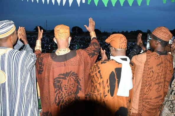 PRESIDENTIELLE EN GUINEE, CELLOU DALEIN DIALLO: Ma candidature à l'élection présidentielle est portée par l'UFDGI.