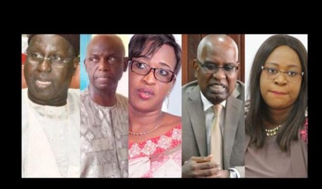 Exclusif- Remaniement…Voici les ministres qui font déjà leurs bagages