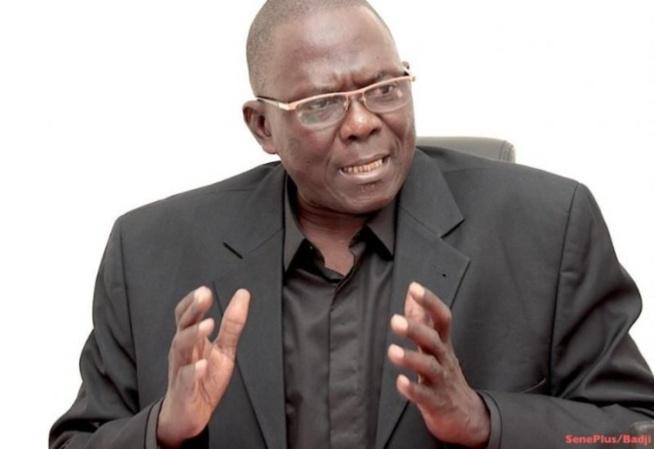 Moustapha Diakhaté plaie pour la suppression du ministère de la Bonne gouvernance et propose...