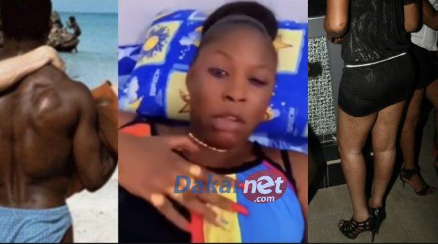 "Video: Fatou Mbacké , l'ex de Eumedi Badiane fait des révélations chocs "" kou artiste di teudé bamou.., ay gigolo dila"