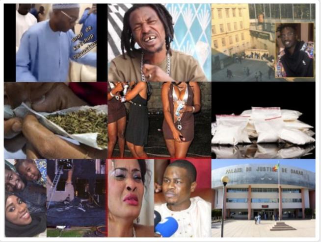 100%peoples : Sans carnet le thiaga tombe, rebondissement du m£utre de la fille du douanier,Bane attaque Khass le mari de soumboulou, 10 mille problème et son yamba....