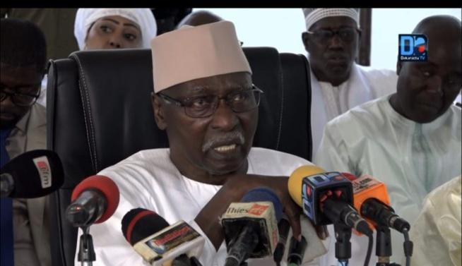 Gamou 2020: Suivez la déclaration de Tivaouane