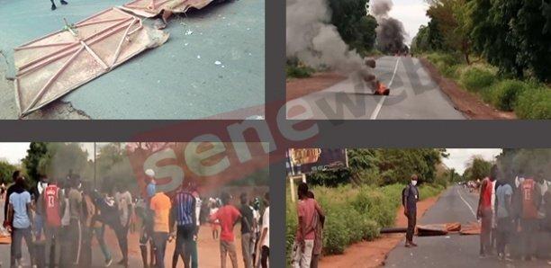 URGENT – Ça chauffe à l'Université Alioune Diop de Bambey