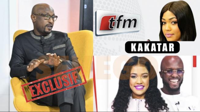 """""""Kakatar"""" sur Tfm : L'animateur Sidath Thioune boude l'émission"""