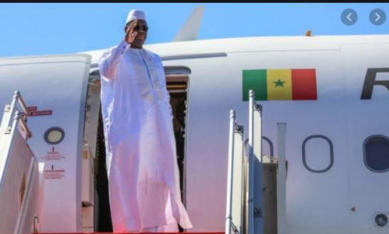 Macky Sall attendu au Nigéria aujourd'hui
