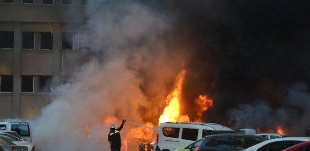 Fass Mbao : Une famille victime d'un mystérieux incendie