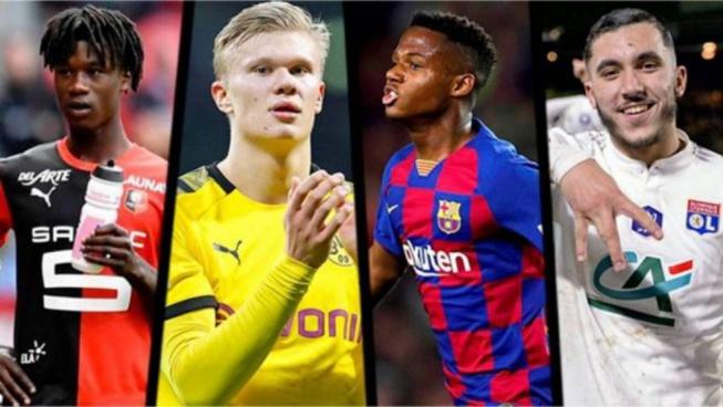 Golden Boy 2020 : les 20 finalistes connus !