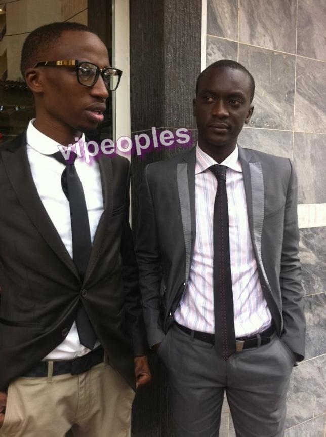 Tidiane, le meilleur ami de Mara sont les nouveaux play boy du Kings a Dakar!