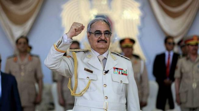 """Emprisonnés à Benghazi: deux sénégalais """"otages"""" du maréchal Haftar"""
