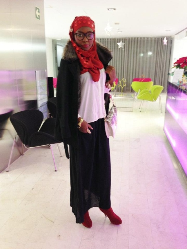 La pieuse Sira Sissokho
