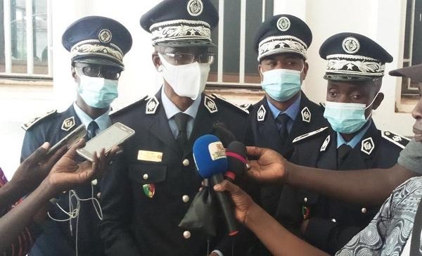 Sécurité : Mor Ngom, le nouveau Commissaire Central de Diourbel installé