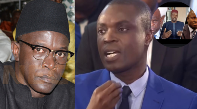 Moustapha Diop sur Yakham Mbaye: « Je ne comprends pas pourquoi il accepte de jouer le « sale boulot »