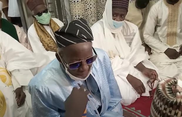 Dernière minute -En direct de kaolack – :khalife général de Médina Baye a pris une décision pour le gamou
