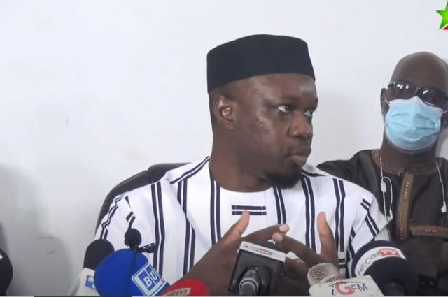 Gestion Des Biens Du Pays : Ousmane Sonko Dépose Une Série De Questions Sur La Table Du Gouvernement.