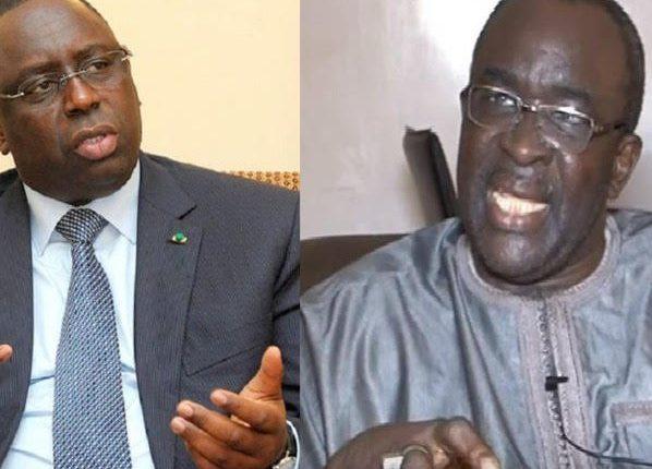 Moustapha Cissé Lo Répond Au Président Macky Sall