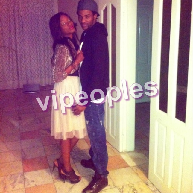 Khady Ndiaye Bijou et son amoureux Badou Ly!