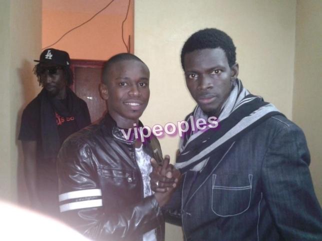 ndongo de Daara J et un fan