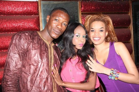 Les VIP Club : Tange Tandian et Khady Fall