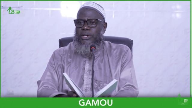 Oustaz Oumar Ahmad SALL « Le Gamou n'est pas légiféré, c'est une innovation (Bidah) «