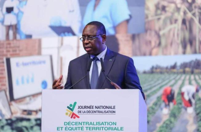 1ère Édition de la journée nationale de la Décentralisation: « Décentralisation et Équité territoriale », le thème de cette première Édition
