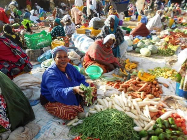 Sénégal : Les prix à la consommation ont crû de 2,2% en août