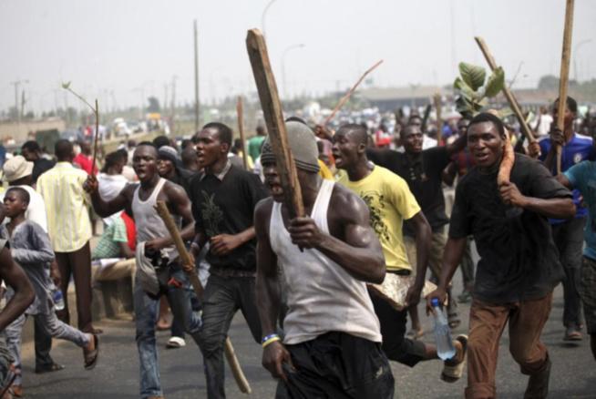 Vidéos - Le Nigeria dans un chaos total sous un silence inexplicable de la communauté internationale
