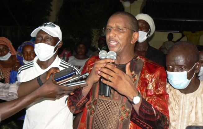 Vélingara/ Obsédé au développement de sa localité: Le Député Maire Mamadou Oury Baïlo Diallo exprime sa satisfaction