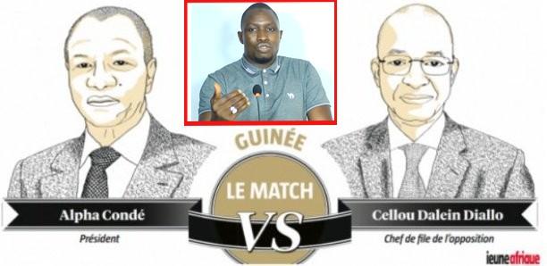 Situation en Guinée, les grosses révélations de Mr Top, Ouattara et Macky coupables de….