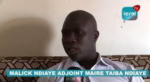 L'adjoint au maire de Taïba Ndiaye, Malick Diop s'exprime sur la situation de...