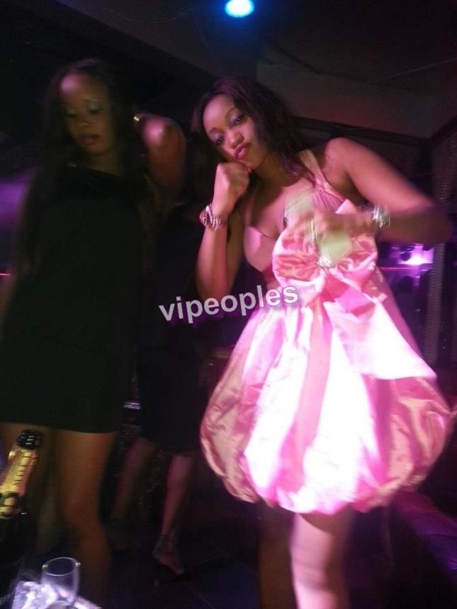 Dalanda Diallo va encore danser! on aime ça!