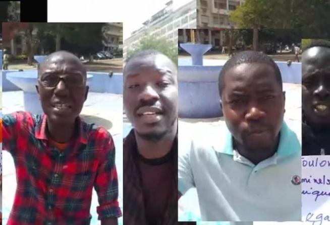 MANIFESTATION CONTRE LES PROPOS DE MACRON:Bonne nouvelle pour Abdou Karim Guèye et Cie…
