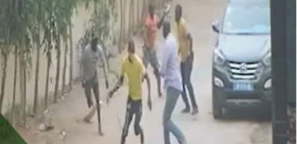 Keur Massar : Des agresseurs immobilisent une dizaine de véhicules et dépouillent tous les passagers