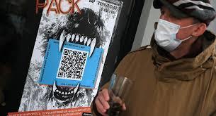 Face à l'épidémie, le système du contrôle au QR code donne de premiers résultats à Moscou