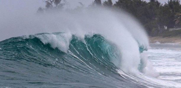 ANACIM: alerte à la houle ce vendredi sur les côtes