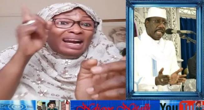 Cette femme sénégalaise ivre de colere contre les propos de Serigne Moustapha « Dafa accusé khalife reyy nite »
