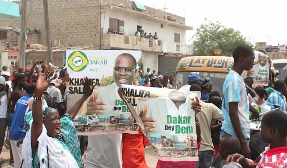 Taxawu Sénégal foncièrement contre la nomination de Felix Antoine Diom : Khalifa Sall « reprend du poil de la bête »