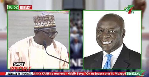 Trois contrevérités: Cette vidéo de Moustapha Diakhaté ne va pas plaire à Idrissa Seck