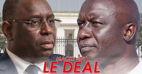 Deal entre Macky et Idy : les terribles révélations du journaliste Babacar Dione