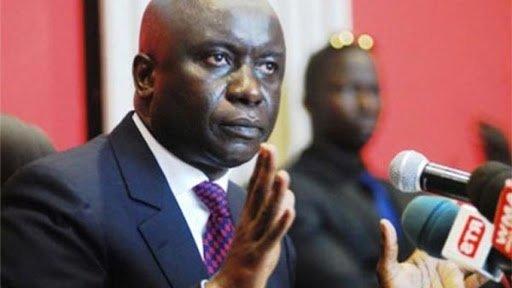 Idrissa Seck dans le gouvernement de Macky : Des réactions de cadres dans le groupe WhatsApp de Rewmi fuitent