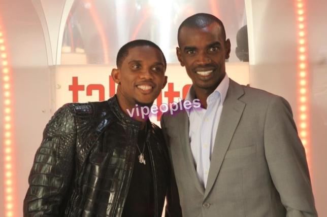 Aboubacry Ba et Eto'o, la ressemblance est frappante!