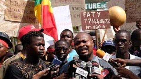 Marche contre la spoliation foncière en Casamance : Guy Marius Sagna mobilise et déroule son combat à Ziguinchor