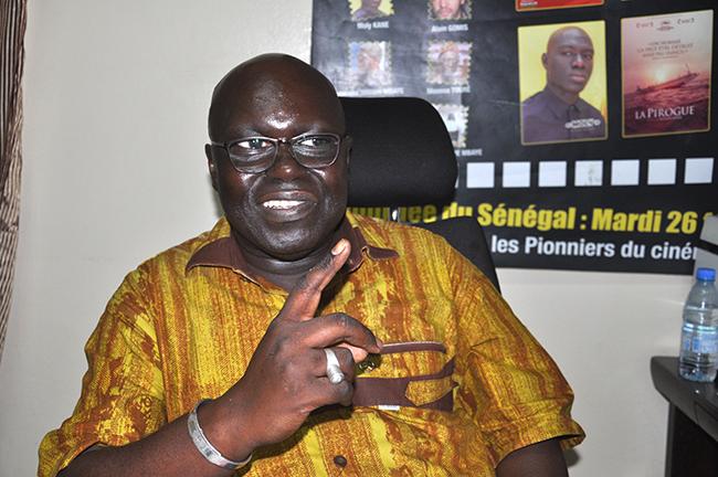 Hugues Diaz sur la production cinématographique au Sénégal: « On ne censure pas, mais… »