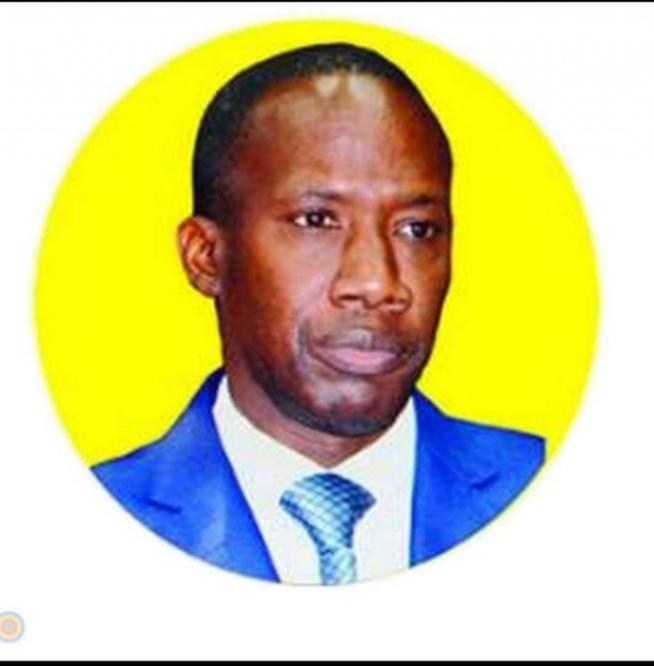 Samba Bathily du PCDS félicite Macky Sall PARTI CONVENTION DES DEMOCRATES DU SENEGAL (PCDS)