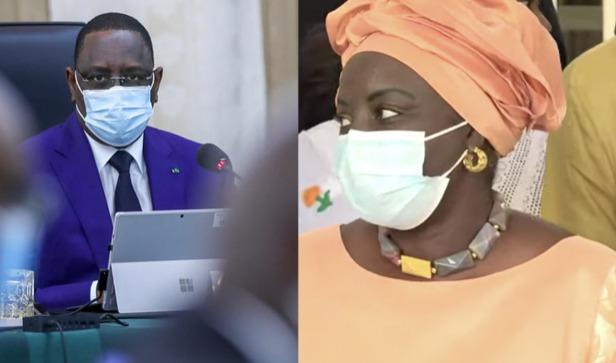 CESE: MIMI TOURÉ FAIT SES ADIEUX, sans remercier le président Macky Sall « Adouna Dey Continuer »