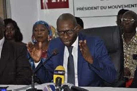 Remous dans les Coalitions politiques : Boubacar Camara quitte Jotna de Sonko et érige la Coalition des Bâtisseurs