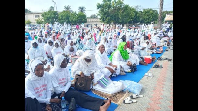 En Direct Place de l'Obélisque: Rassemblement des Sénégalais contre l'Islamophobie