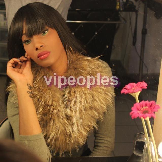 Ayssé Ndiaye , la belle sénégalaise mannequin de Paris