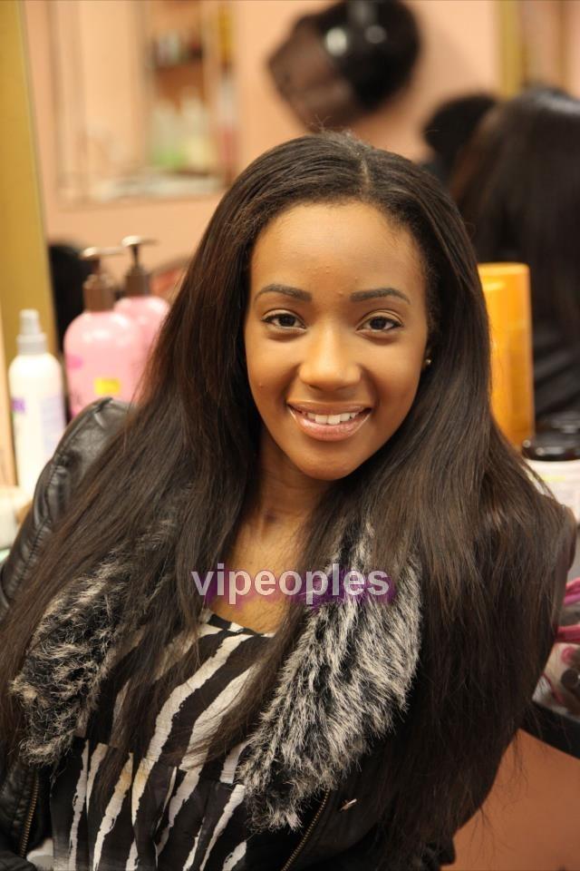 Roukietta Ndiaye, un sourire d'ange