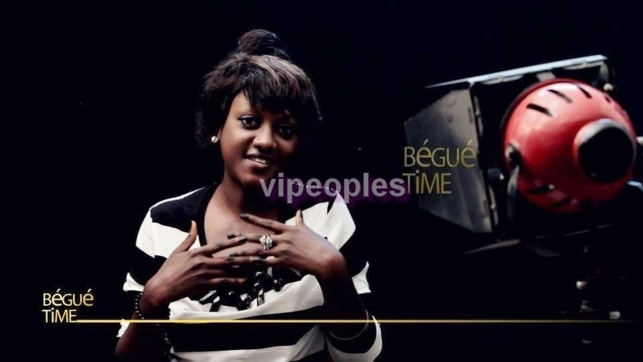 Gabrielle Goudiaby reste la star de Begue Time